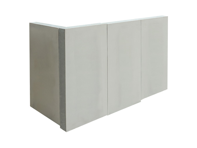 A级硅塑免拆模板