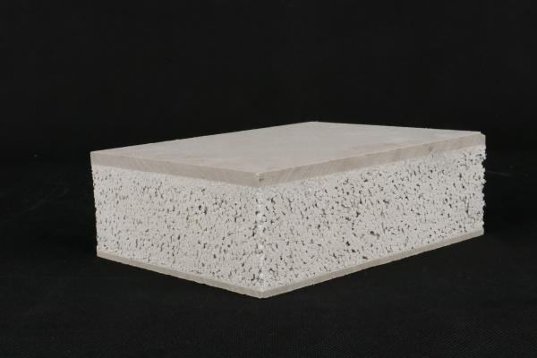 新型的GSG硅塑保温板